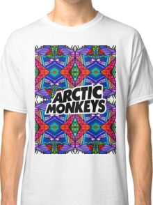 Arctic Monkeys - Trippy Pattern 3 Classic T-Shirt