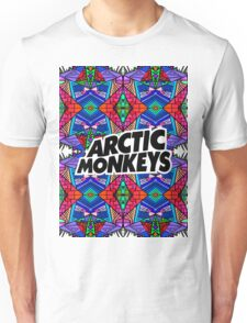 Arctic Monkeys - Trippy Pattern 3 Unisex T-Shirt