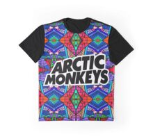 Arctic Monkeys - Trippy Pattern 3 Graphic T-Shirt