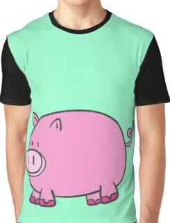 Pig Graphic T-Shirt