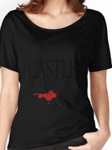 Castle Merchandise Women's Relaxed Fit T-Shirt