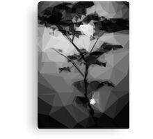 Graphical Landscape Canvas Print