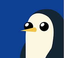 Adventure Time Gunter by CaptainEgo