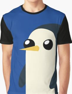 Adventure Time Gunter Graphic T-Shirt