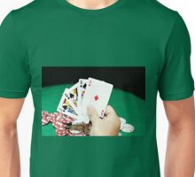 Poker good hand Unisex T-Shirt