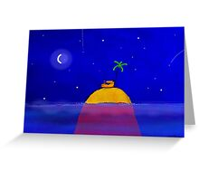 Silent Night (Remembering Christmas) Greeting Card