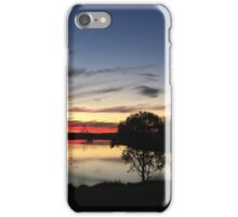 Sunset over Rathluba 11 iPhone Case/Skin