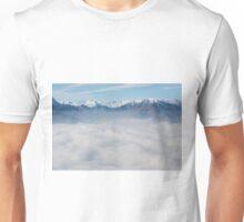 Monte rosa Unisex T-Shirt