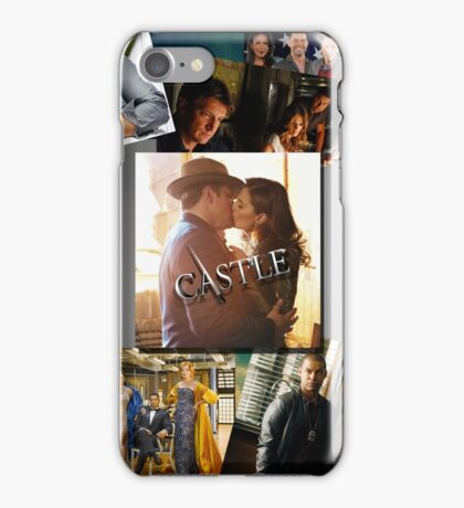 Castle Collage iPhone Case/Skin