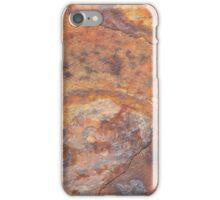 Rusty wall iPhone Case/Skin
