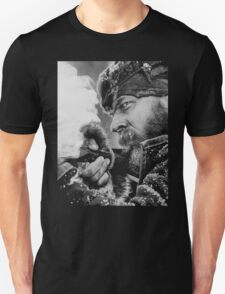The Revenant Tom Hardy in action T-Shirt