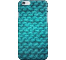 Knit Texture 01 iPhone Case/Skin