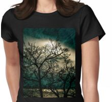 Landscape in a dream Womens Fitted T-Shirt