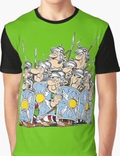 asterix Graphic T-Shirt