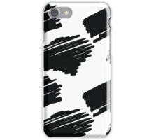 crazy ink iPhone Case/Skin