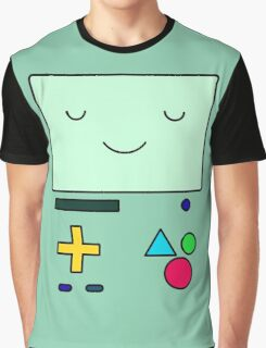 Adventure Time BMO Graphic T-Shirt