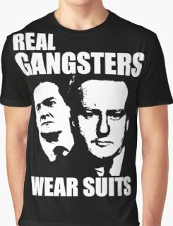 Real Gangsters Graphic T-Shirt