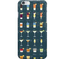 Cocktails iPhone Case/Skin