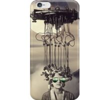 They won't control us iPhone Case/Skin