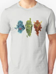 The 3 spirits Unisex T-Shirt