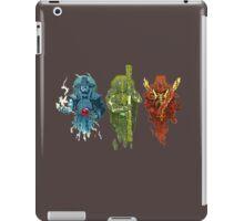 The 3 spirits iPad Case/Skin