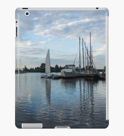 Solo Sail iPad Case/Skin