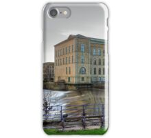 Fast River Aire - Saltaire iPhone Case/Skin