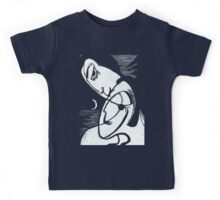The Kiss By Moonlight and Ocean Kids Tee