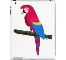 Red Ara iPad Case/Skin