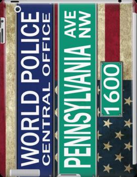 World Police by blackiguana