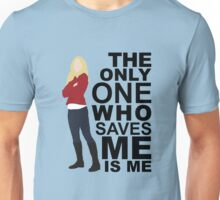 Emma Swan - Only One Who Saves ME Unisex T-Shirt