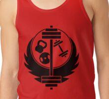 Brotherhood of Steel (Gym Edition - Clean) Tank Top