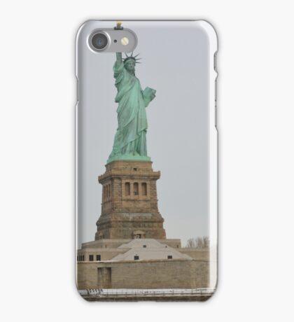 Statue of Liberty - Liberty Island iPhone Case/Skin