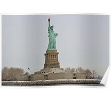 Statue of Liberty - Liberty Island Poster
