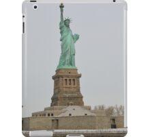 Statue of Liberty - Liberty Island iPad Case/Skin