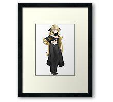 Pokemon Harem - Cynthia Framed Print