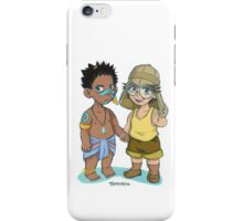Smol IWAOI Atlantis Adventures.  iPhone Case/Skin