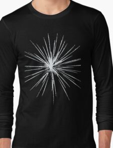 HAPPY BIRTHDAY Fireworks Long Sleeve T-Shirt