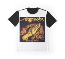 Anthrax 02 Graphic T-Shirt