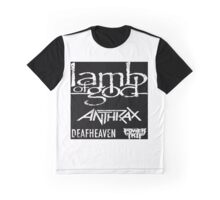 Anthrax 05 Graphic T-Shirt