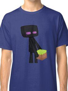 Enderman Minecraft Classic T-Shirt