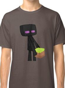 Enderman Minecraft Classic T-Shirt