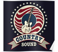 Country Sound Poster