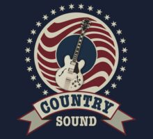 Country Sound Baby Tee