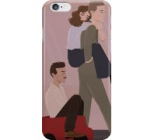 After A Long Day iPhone Case/Skin