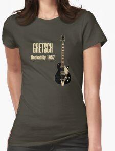 Gretsch Rockabilly 1957 Womens Fitted T-Shirt