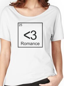 The Element of Romance Women's Relaxed Fit T-Shirt