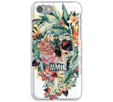 MOMENTO MORI V iPhone Case/Skin