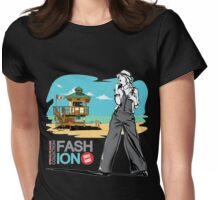 Fashion Icon Womens Fitted T-Shirt