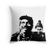 Digby Madness Throw Pillow